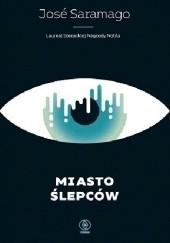 Okładka książki Miasto ślepców José Saramago