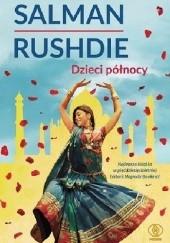 Okładka książki Dzieci północy Salman Rushdie