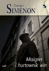 Okładka książki Maigret i hurtownik win Georges Simenon