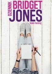 Okładka książki Dziennik Bridget Jones Helen Fielding