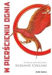 Okładka książki W pierścieniu ognia Suzanne Collins