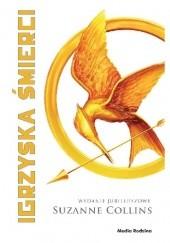 Okładka książki Igrzyska śmierci Suzanne Collins