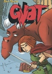 Okładka książki Gnat #4: Rose Charles Vess,Jeff Smith
