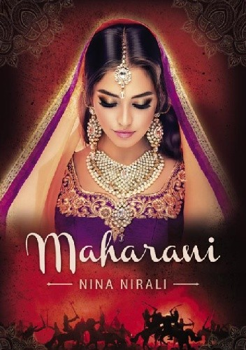 Okładka książki Maharani