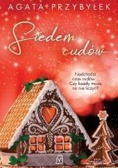 Okładka książki Siedem cudów Agata Przybyłek
