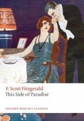 Okładka książki This Side of Paradise
