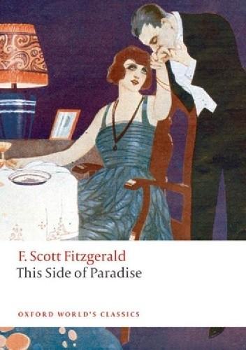 Okładka książki This Side of Paradise F. Scott Fitzgerald