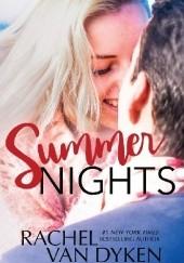 Okładka książki Summer Nights Rachel Van Dyken