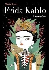 Okładka książki Frida Kahlo. Biografia María Hesse