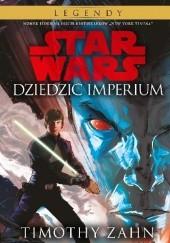 Okładka książki Dziedzic Imperium Timothy Zahn