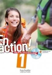 Okładka książki En Action 1 ! Fabienne Gallon,Céline Himber