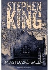 Okładka książki Miasteczko Salem Stephen King