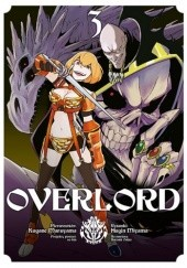 Okładka książki Overlord #3 Maruyama Kugane,Fugin Miyama