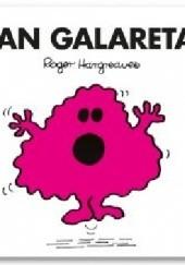 Okładka książki Pan Galareta Roger Hargreaves