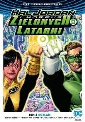 Okładka książki Hal Jordan i Korpus Zielonych Latarni: Rozłam Ethan Van Sciver,Robert Venditti,Rafa Sandoval,Jordi Tarragona