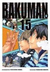 Okładka książki Bakuman #15 Tsugumi Ohba,Takeshi Obata