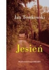 Okładka książki Jesień Jan Tomkowski