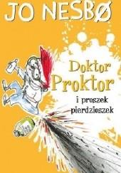 Okładka książki Doktor Proktor i proszek pierdzioszek Jo Nesbø