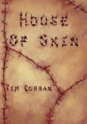 Okładka książki House of Skin Tim Curran