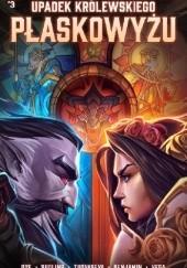 Okładka książki Heroes of the Storm: Upadek królewskiego płaskowyżu Justin Dye
