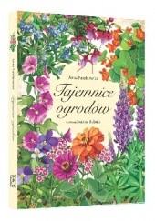 Okładka książki Tajemnice ogrodów Anna Paszkiewicz,Joanna Babula