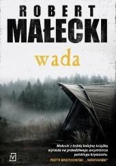 Okładka książki Wada Robert Małecki