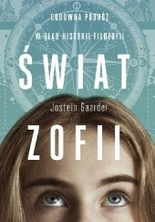 Okładka książki Świat Zofii Jostein Gaarder