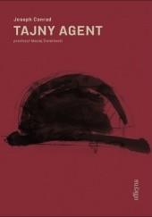 Okładka książki Tajny agent Joseph Conrad