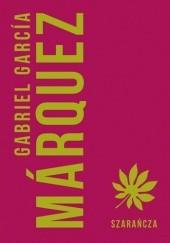 Okładka książki Szarańcza Gabriel García Márquez