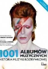 Okładka książki 1001 albumów muzycznych Robert Dimery