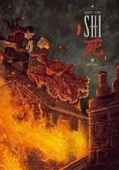 Okładka książki Shi - 2 - Król-Demon Zidrou