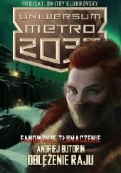Okładka książki Oblężenie raju Andriej Butorin