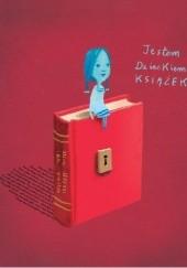 Okładka książki Jestem dzieckiem książek Oliver Jeffers
