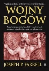 Okładka książki Wojny bogów Joseph P. Farrell