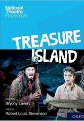 Okładka książki Treasure Island Robert Louis Stevenson,Bryony Lavery