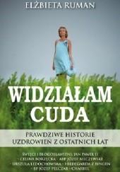 Okładka książki Widziałam cuda Elżbieta Ruman