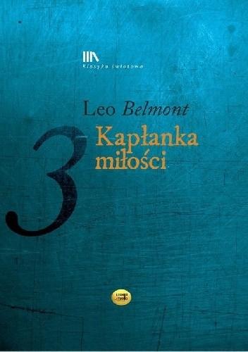 Okładka książki Kapłanka miłości Leo Belmont