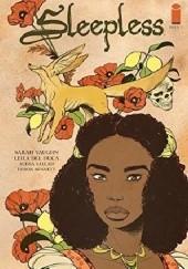 Okładka książki Sleepless #8 Sarah Vaughan,Leila del Duca,Alissa Sallah