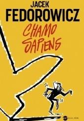 Okładka książki Chamo Sapiens Jacek Fedorowicz