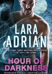 Okładka książki Hour of Darkness Lara Adrian