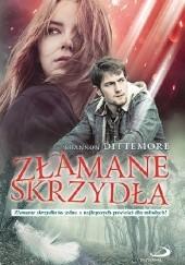 Okładka książki Złamane skrzydła Shannon Dittemore
