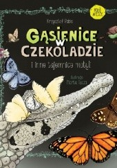 Okładka książki Gąsienice w czekoladzie i  inne tajemnice motyli Krzysztof Pabis