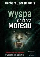 Okładka książki Wyspa doktora Moreau
