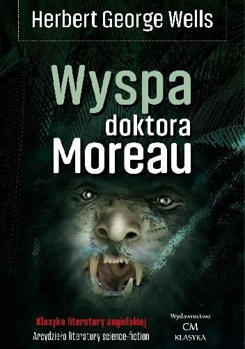 Okładka książki Wyspa doktora Moreau Herbert George Wells