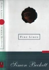 Okładka książki Fine Lines Simon Beckett