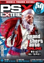Okładka książki PSX Extreme #245 - 01/2018 Redakcja Magazynu PSX Extreme
