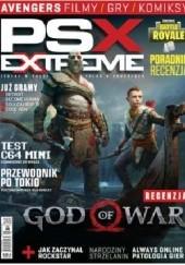 Okładka książki PSX Extreme #249- 05/2018 Redakcja Magazynu PSX Extreme