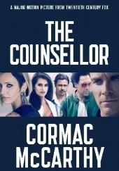 Okładka książki The Counselor Cormac McCarthy