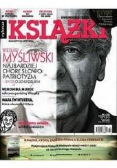 Okładka książki Książki. Magazyn do Czytania, nr 5 (32) / listopad 2018 Redakcja magazynu Książki