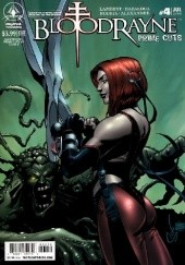 Okładka książki BloodRayne: Prime Cuts #4 [Cover B]